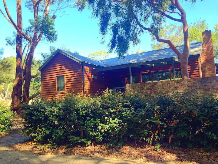 Cedar Cottages Near Lorne