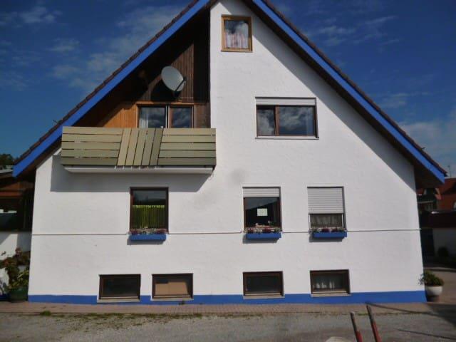 Haus Möslang, (Wasserburg), Ferienwohnung 1, 110qm, 4 Schlafzimmer, max. 7 Personen