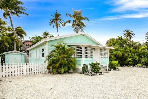 New Listing! Breezy home w/ enclosed yard & private gas grill - near the water!