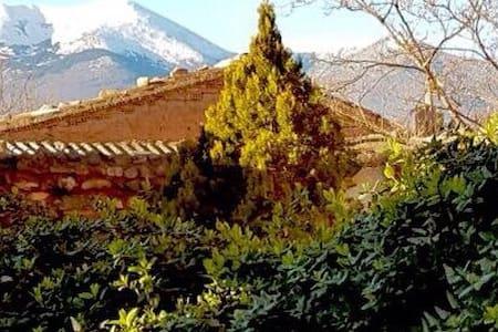 Habitacion(es) privada con vistas - Santa Cruz de Moncayo - Rumah