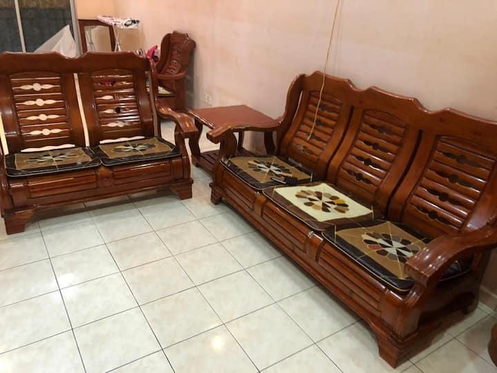 Guest house Misha Omar (3 bed. room, 4 beds)