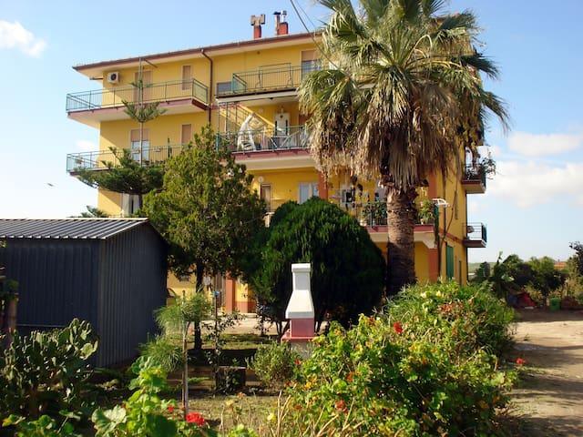 Appartamento al mare Marina di Strongoli Calabria