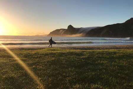 Beachfront Bach