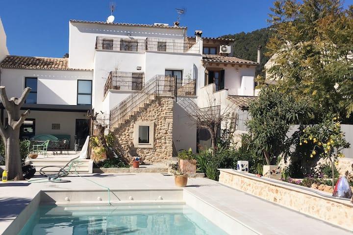 Maravillosa casa en Alaró