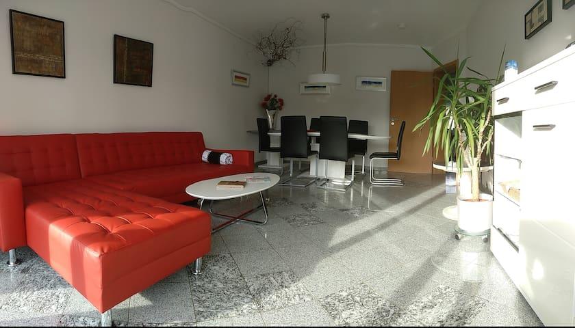 Treffpunkt Wohnzimmer