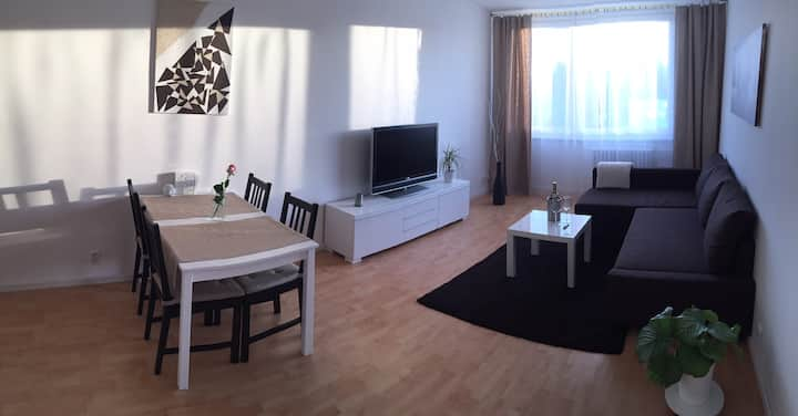 Cosy flat 10 min to Old Town