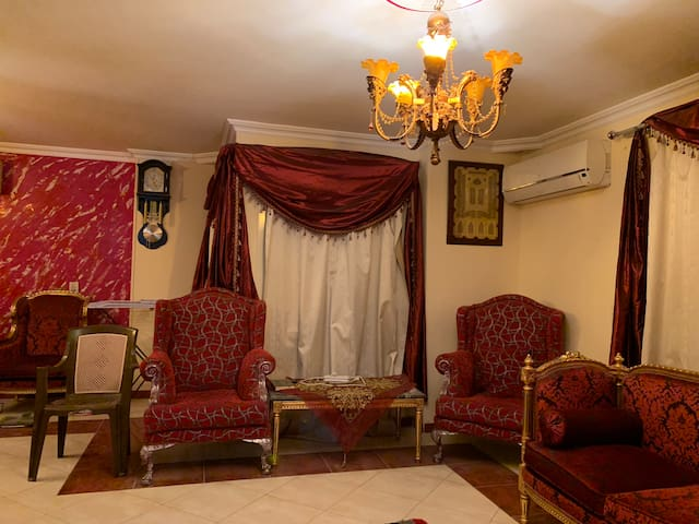 Luxury stylish appartment in Sama, good location