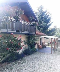 Maison pleine de charme près du Lac de l'Ailette
