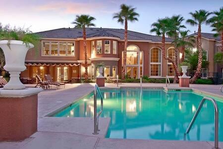 Resort style, home feel - Henderson