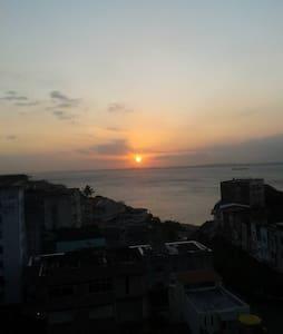 Privilegiada localização com vista para o mar - Salvador - Apartment