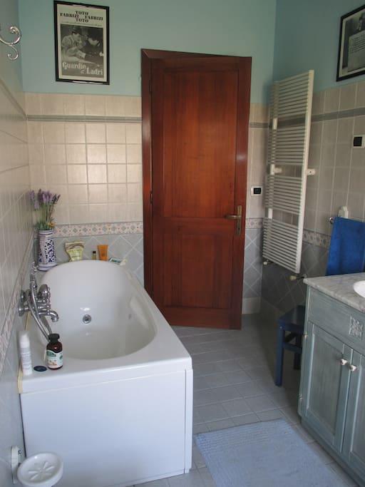 Stanza con bagno privato singola o matrimoniale ville - Stanza con bagno privato roma ...