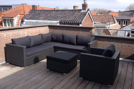 Penthouse*20min to Amsterdam - Woerden - อพาร์ทเมนท์