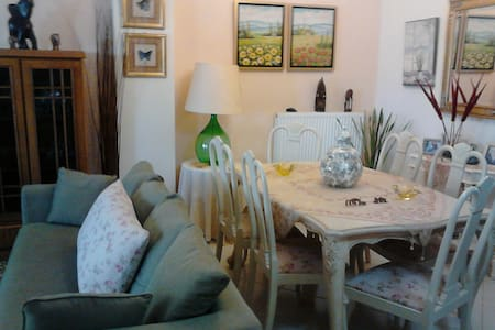 House in the heart of Crete  - 雷西姆農 - 公寓