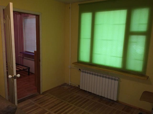 Apartment for footbal fans (close to metro)