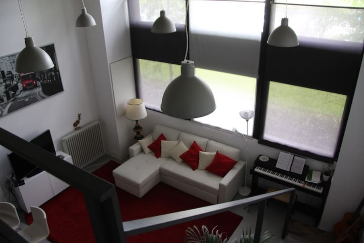 Luxury loft with Spa - Alcobendas - Loft