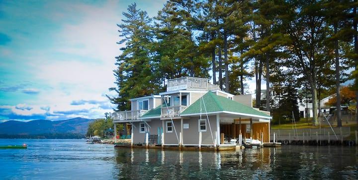 Antigua on Plum Point (Boat House)