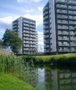 Appealing 2-room apartment in the center of Aarhus