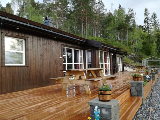 """Camp Kailash Holiday cottage in """"Telemark"""" Norway"""