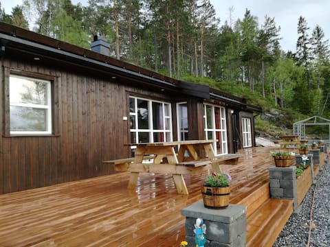 "Camp Kailash Holiday cottage in ""Telemark"" Norway"