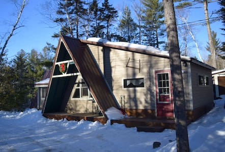 Riverside Camp located on Carrabassett River - Carrabassett Valley
