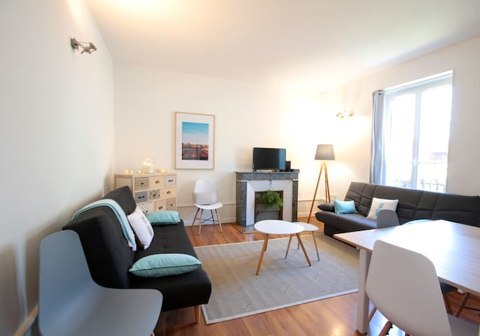 APARTMENT OF CHARM AT THE HEART OF CITY CENTER
