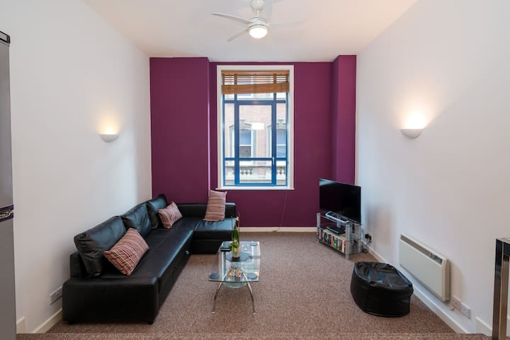 Worcester City Serviced Apartments. No 5. - Worcester - Huoneisto