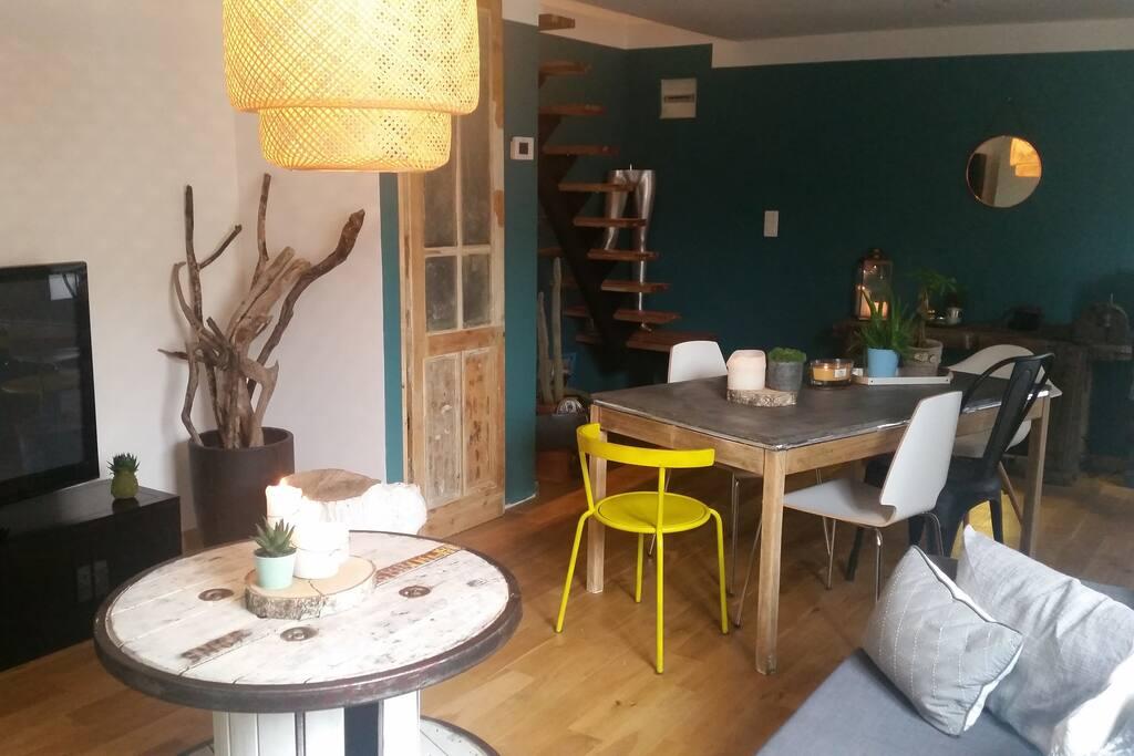 agr able maison 15 min de lille 30 min de lens houses for rent in sainghin en weppes nord. Black Bedroom Furniture Sets. Home Design Ideas