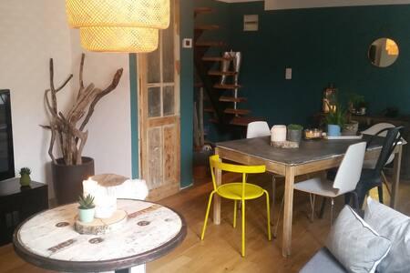 Agréable maison à 15 min de Lille / 30 min de Lens - Sainghin-en-Weppes - 独立屋