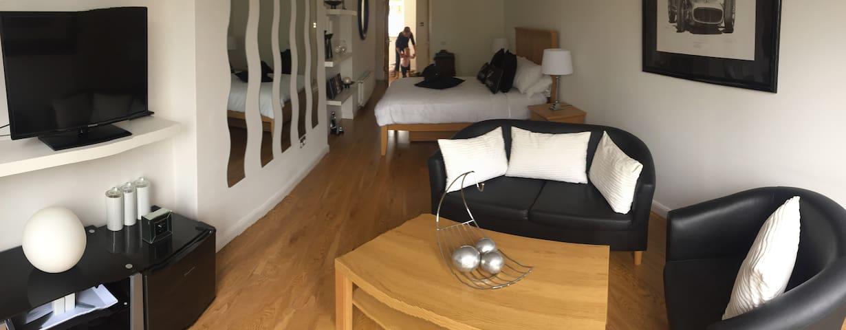 Double deluxe suite