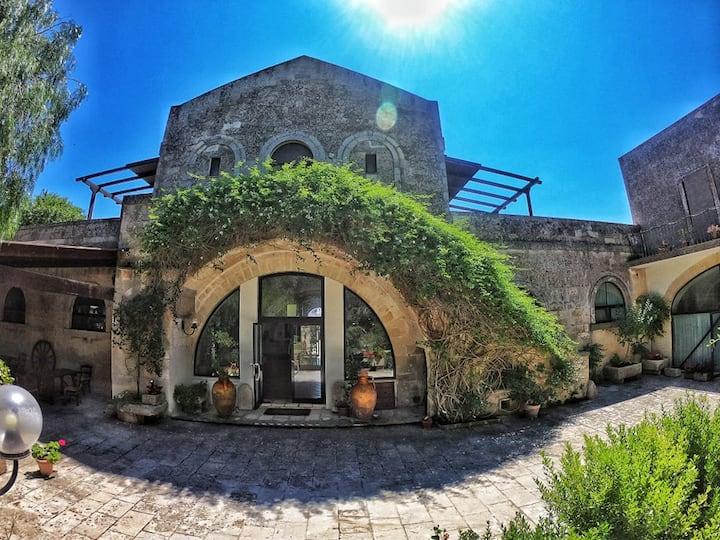 Masseria Gattamora, relax e tradizione