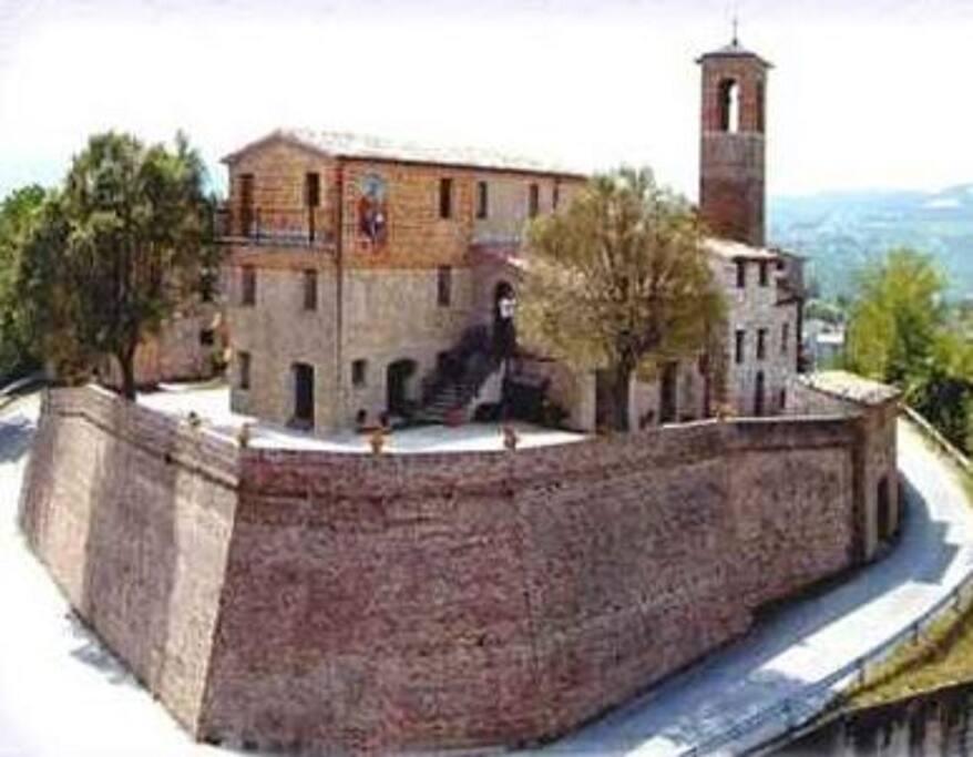 Castello di San Pietro