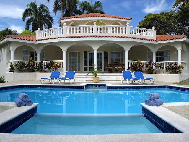 Luxury Villas w/ Private Pools- Dominican Republic