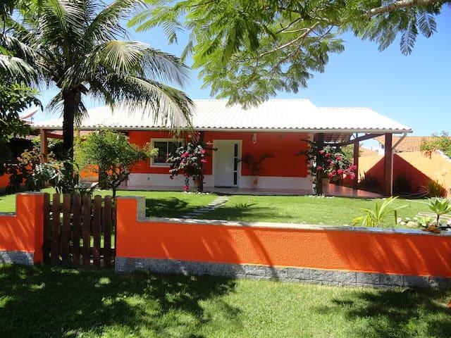 Casa de praia em condomínio - Praia Seca