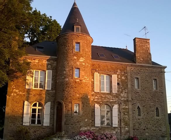 Chambre d'hôtes F. Liszt-Le Manoir de la Bigotière