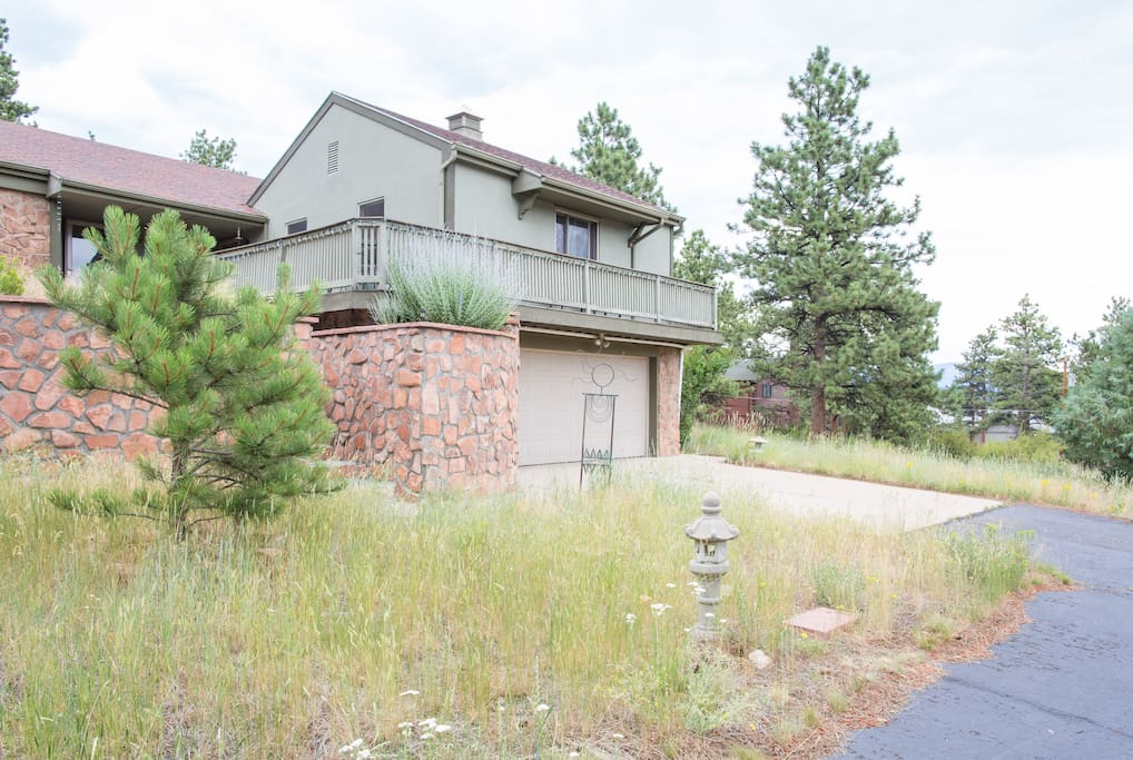 Beautiful Attached Guest House Houses For Rent In Estes