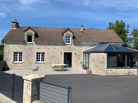 Maison de campagne au cœur du Cotentin