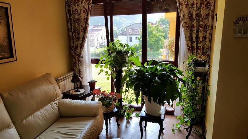 Apartamento en Arenas de Cabrales. Asturias.