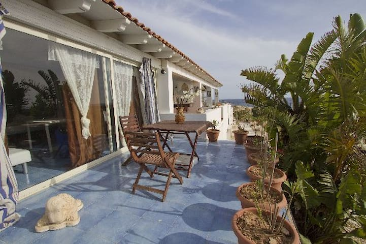 Sweet Seaview Apartment on the sea! - Lampedusa E Linosa - Appartement