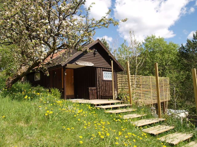 Kveldsro cabin in nice surroundings