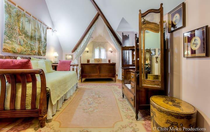 Luisa's Room - Sweetwater Branch Inn