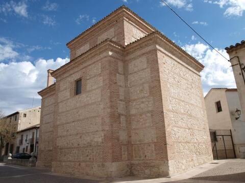"""""""EL PATRÓN""""Apartamento turístico junto a la ermita"""