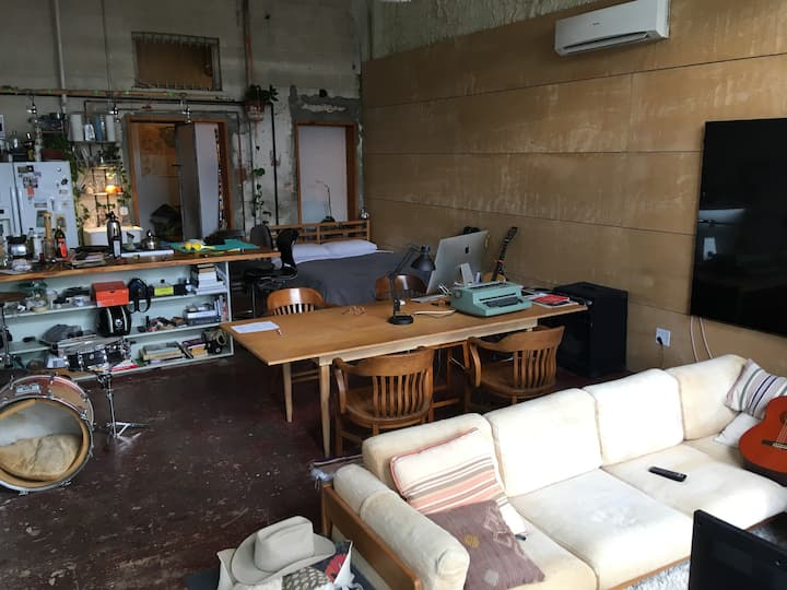 Warehouse Loft in King William