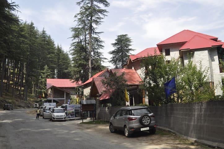 Heritage Village,most scenic location of Manali - Manali - Bed & Breakfast