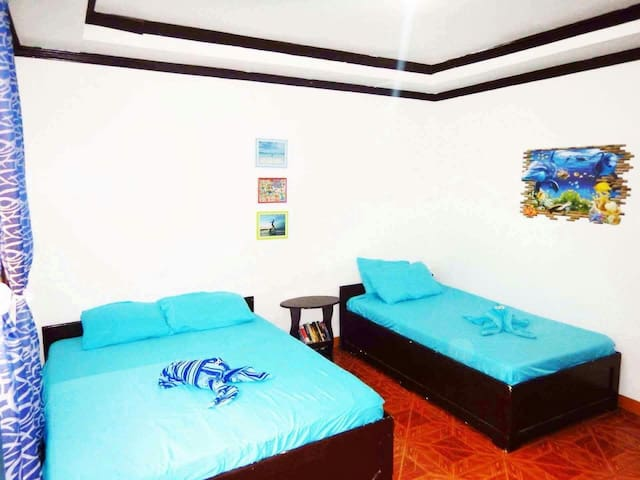 Cozy Room 2minute from Beach - Malay - Apartemen