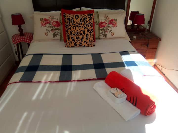 Private Room Welcoming Langa Home