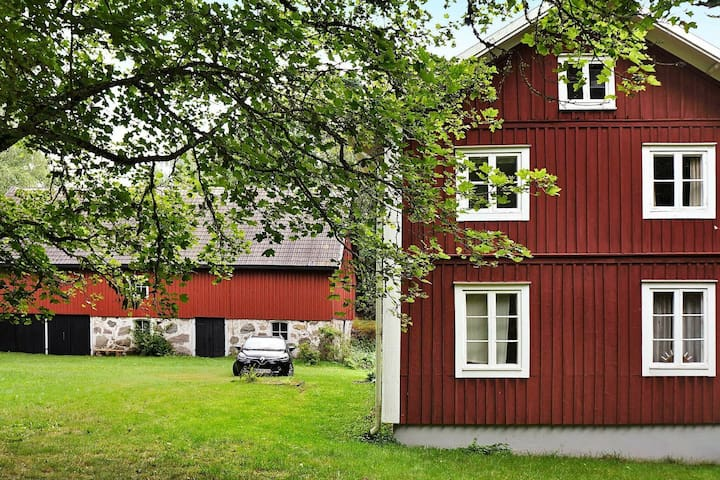 7 person holiday home in ÄLMHULT
