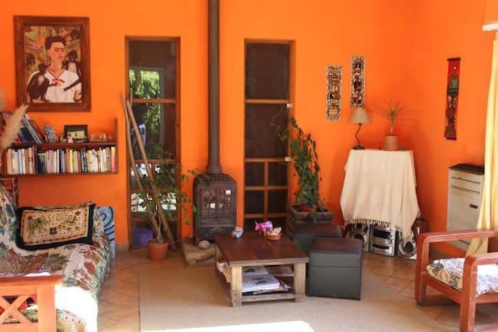 Hermosa casa a metros del mar - Miramar - Casa