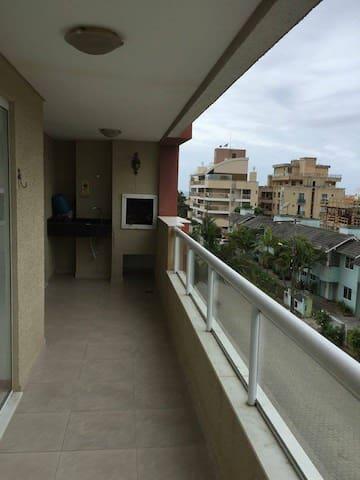Apartamento praia de Bombas/SC