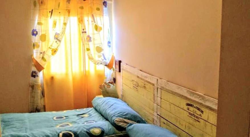 CMTT Zweibettzimmer mit Gemeinschaftsbad - Granadilla - Bed & Breakfast
