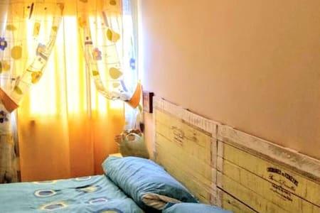 CMTT habitación doble con baño compartido - Granadilla - Bed & Breakfast